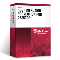 McAfee Host Intrusion Prevention for Desktop